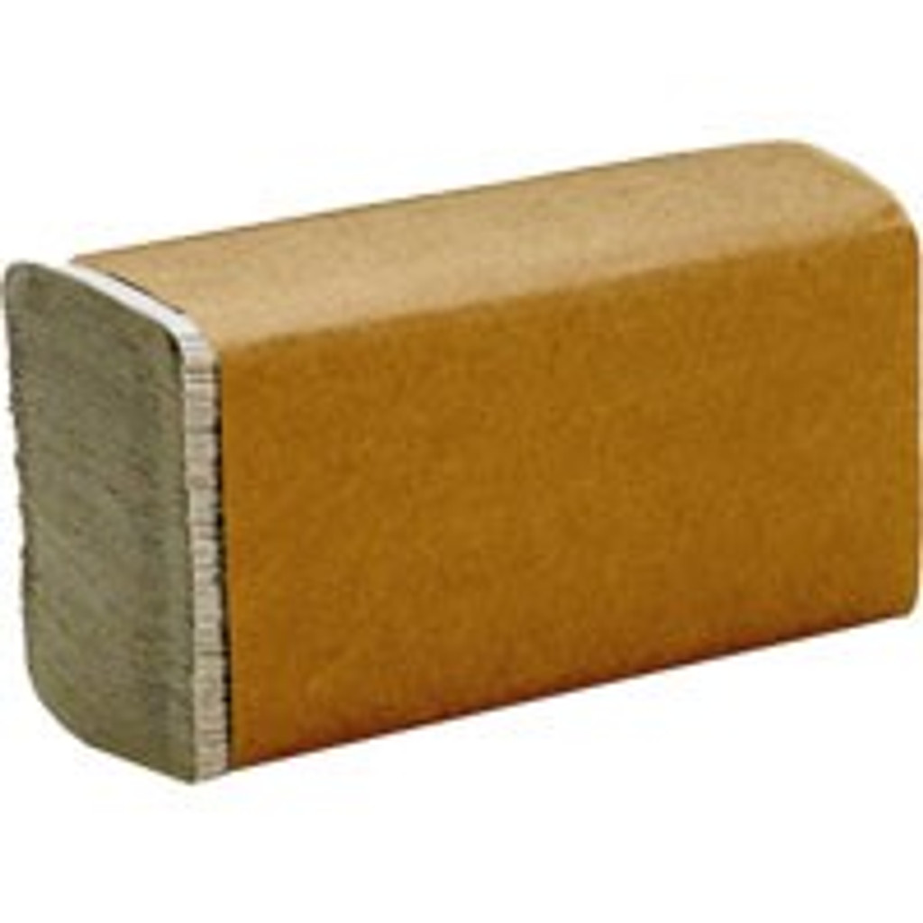 Preserve Single-Fold Kraft Towel