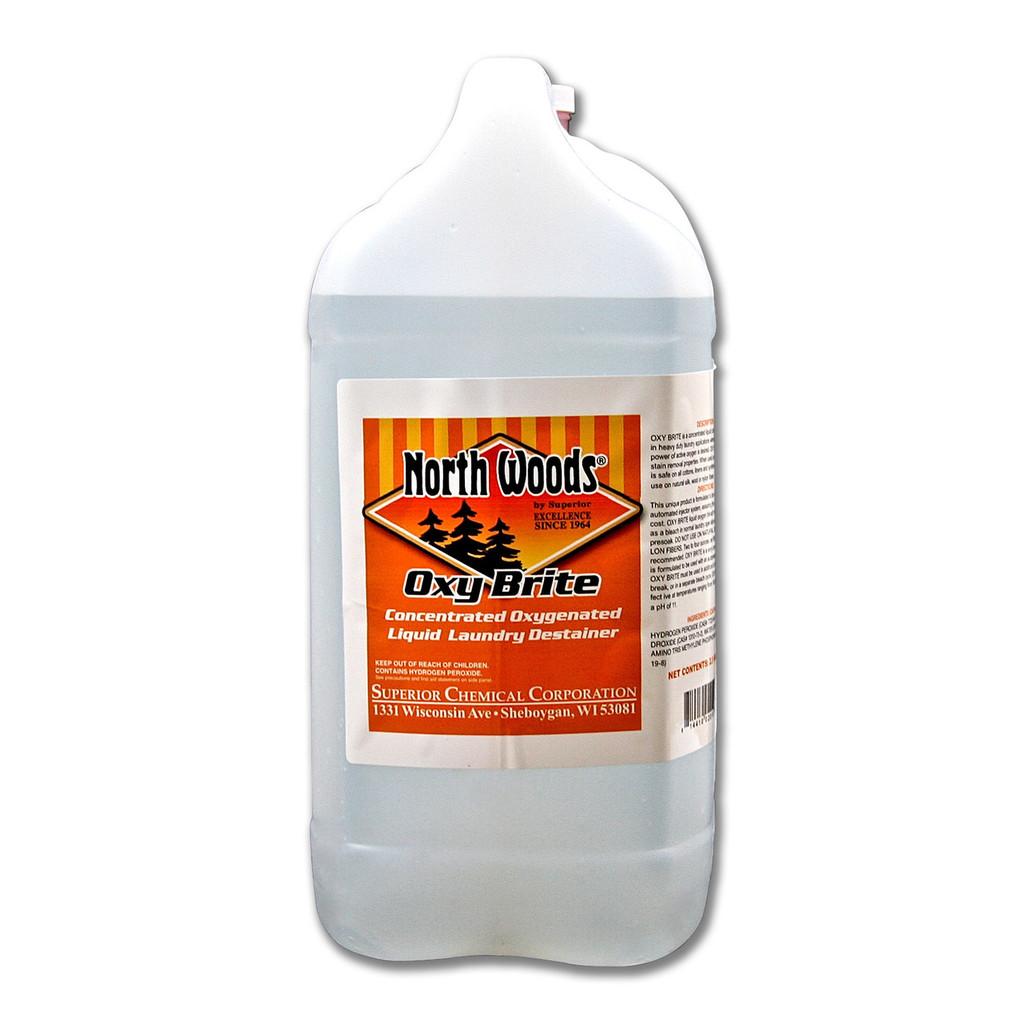 Oxy Brite Oxygenated Liquid Laundry Destainer