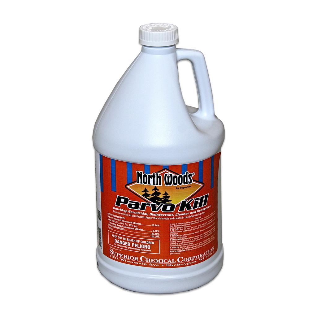 North Woods Parvo Kill Disinfectant