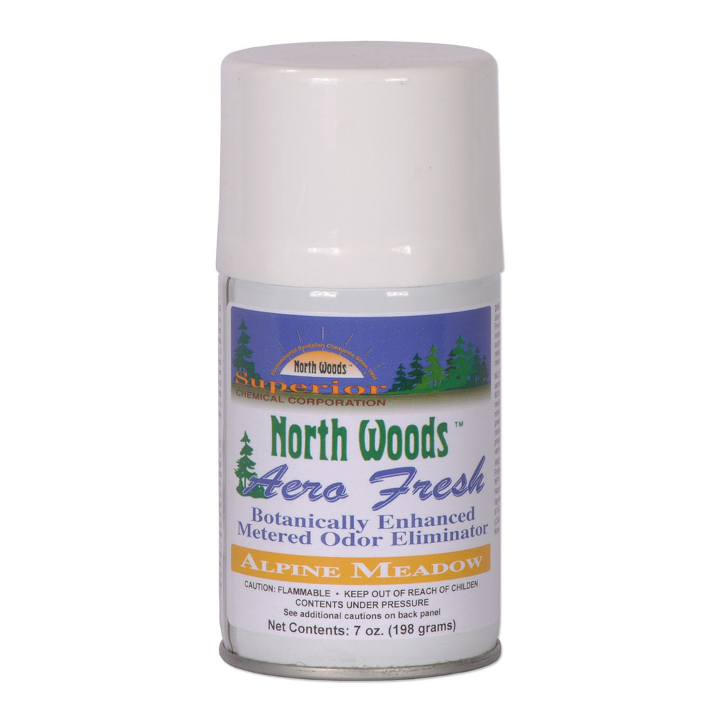 North Woods Aero Fresh - Alpine Meadow Air Freshener
