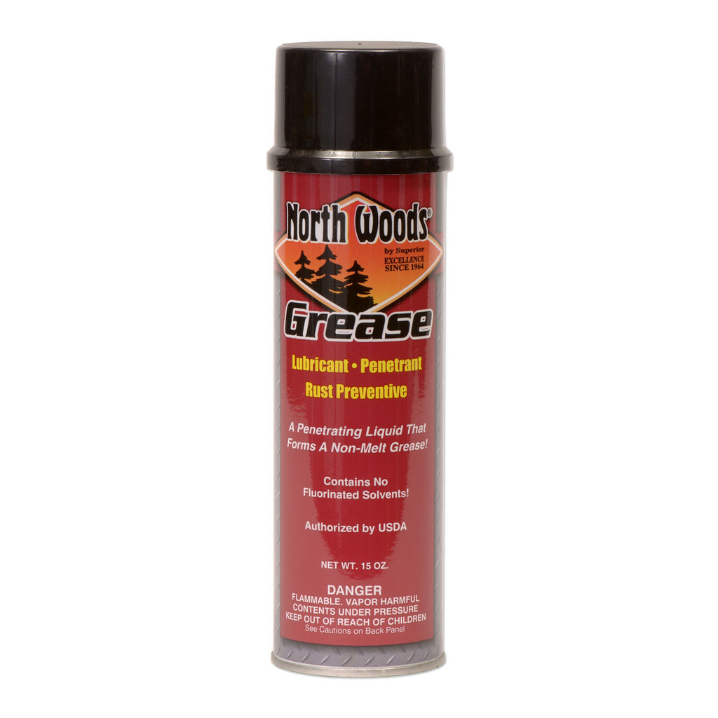 North Woods Grease in a Can