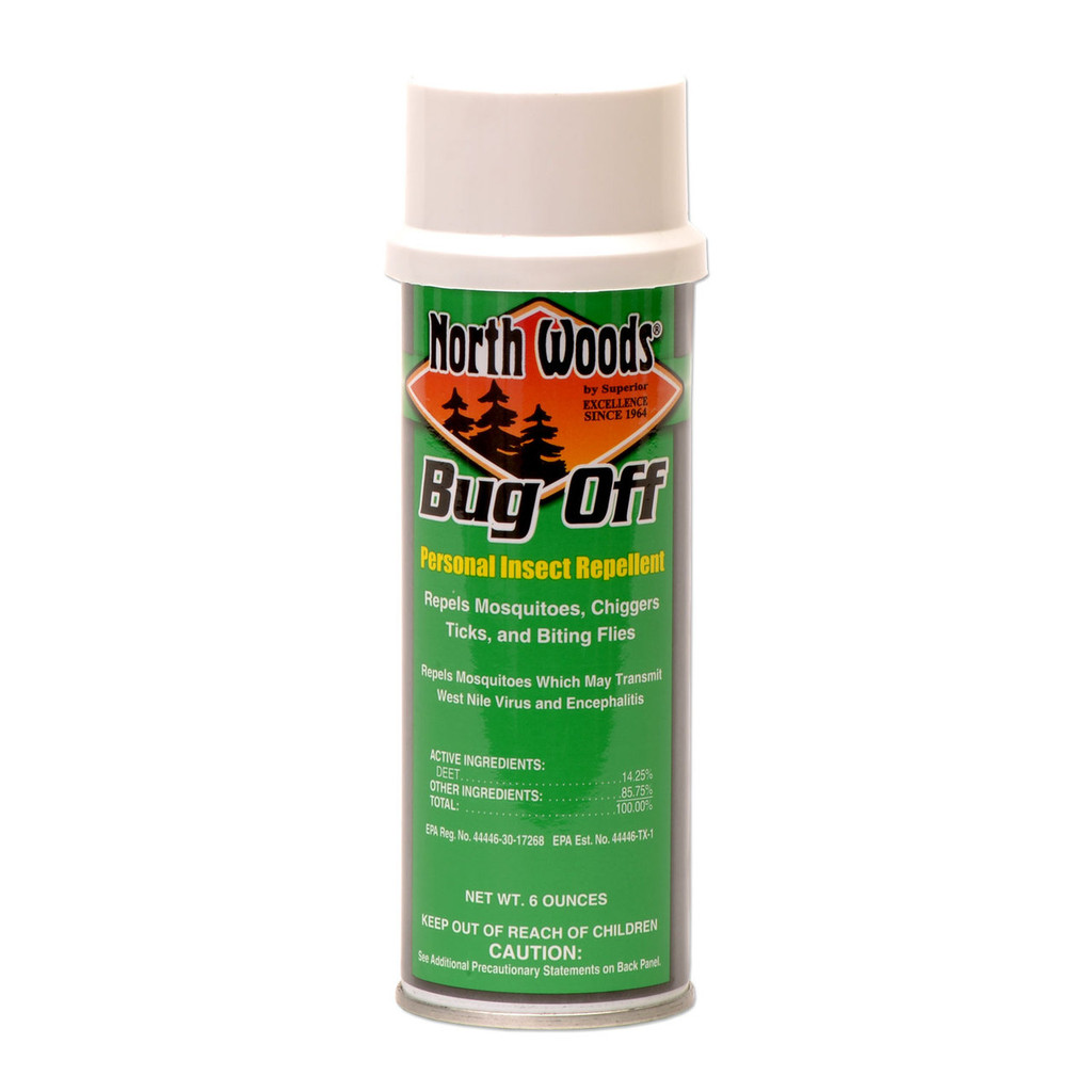 North Woods Bug Off Personal Insect Repellant