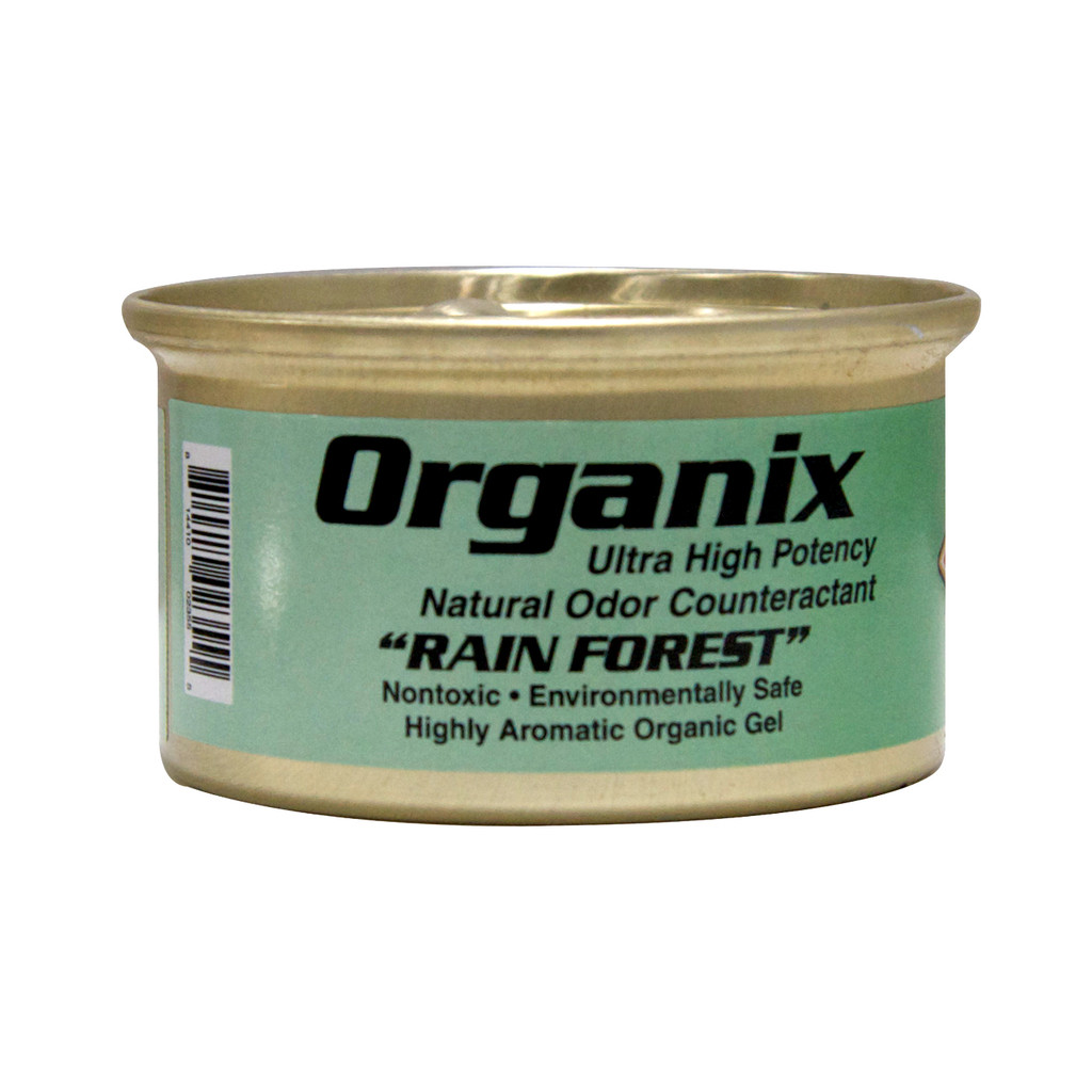 Nontoxic, organic air freshener fragrance - rain forest