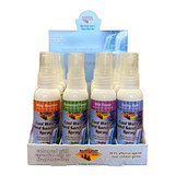 Hand Sanitizing Spray with Essential Oils