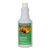 North Woods Shower Foam Shower and Tile Cleaner