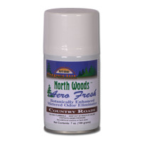 North Woods Aero Fresh - Country Roads Air Freshener
