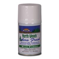 North Woods Aero Fresh - Rain Forest Air Freshener