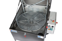 S-102  Stainless Steel Parts Washing Machine