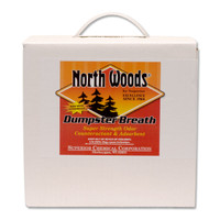 North Woods Dumpster Breath Garbage Can Deodorant