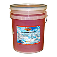North Woods Concrete Buster - Concrete & Cement Truck Cleaner