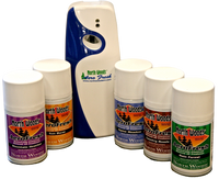 Aero Fresh Metered Air Freshener System - Battery Powered