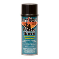 North Woods Power Down Environmentally Safe Contact Cleaner