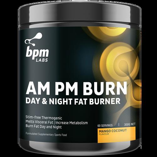 AM PM Burn
