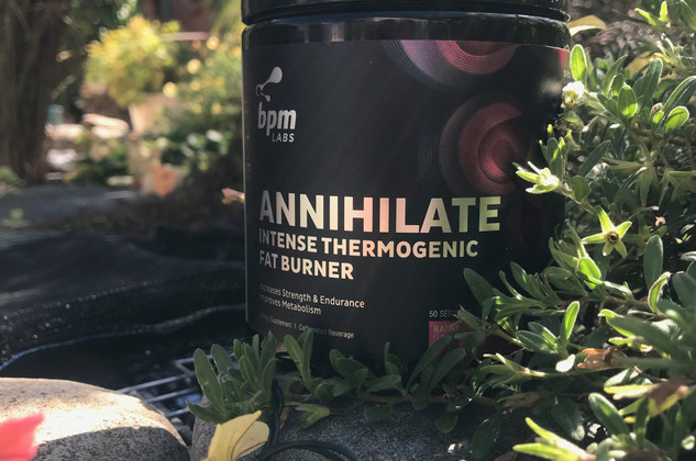 Product Review: BPM LABS: Annihilate