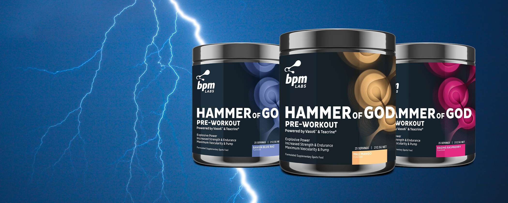 Image result for hammer of god by bpm labs