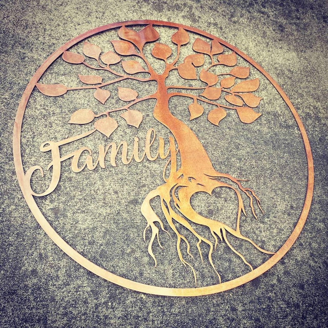 Metal Worx Inc >> Family Tree Metal Worx Inc
