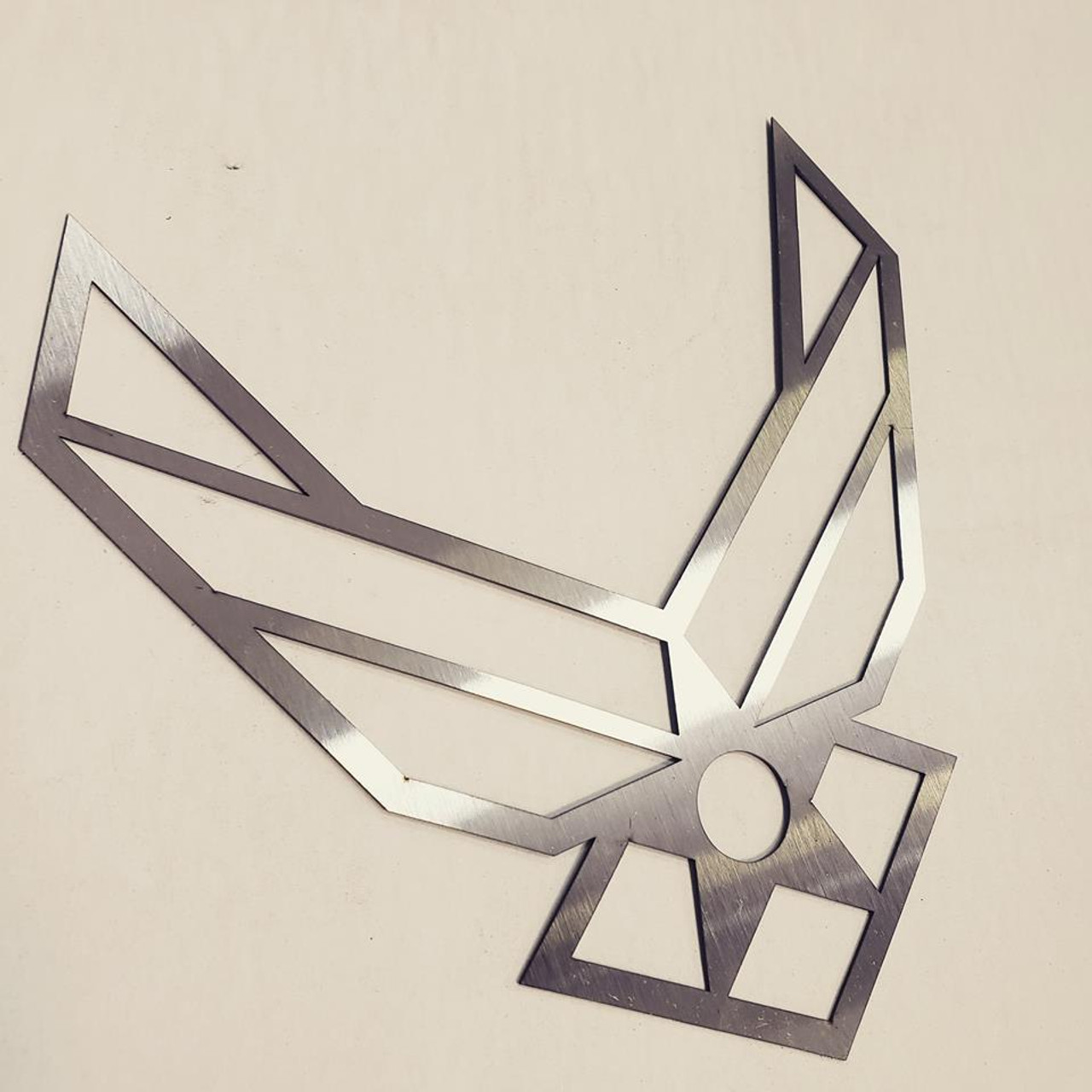 Metal Worx Inc >> Usaf Logo