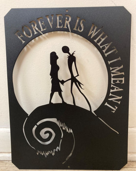 "Jack and Sally ""Forever Is What I Meant"""