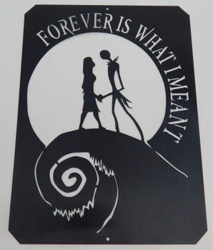 """Jack and Sally """"Forever Is What I Meant"""" Mini"""