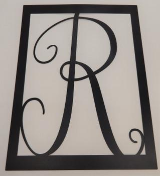 Rectangle Monogram