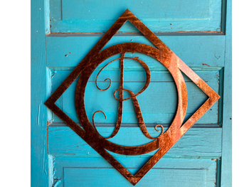 Diamond Monogram