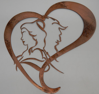 Belle and Beast Heart