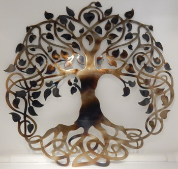 Torched Celtic Tree of Life