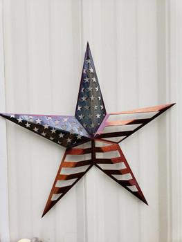 "24"" Patriotic star"
