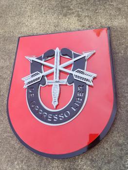 7th SFG Crest