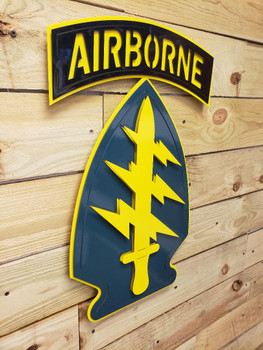 1st Special Forces Command Crest