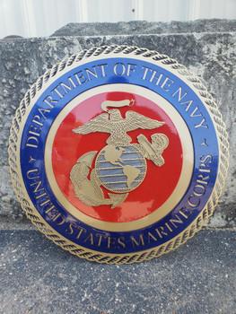 2' USMC Seal