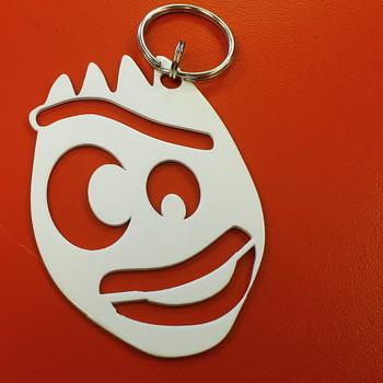 Forky Keychain