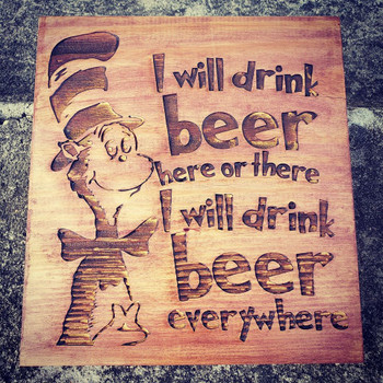 """""""Beer here or there"""""""