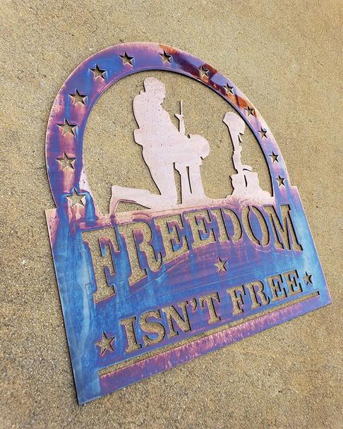 """Freedom isn't Free"""