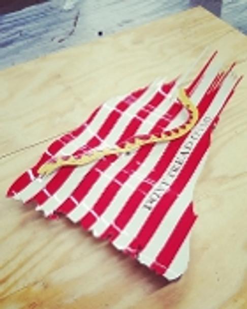 "24"" x 14"" Navy Jack Battle Worn Flag"
