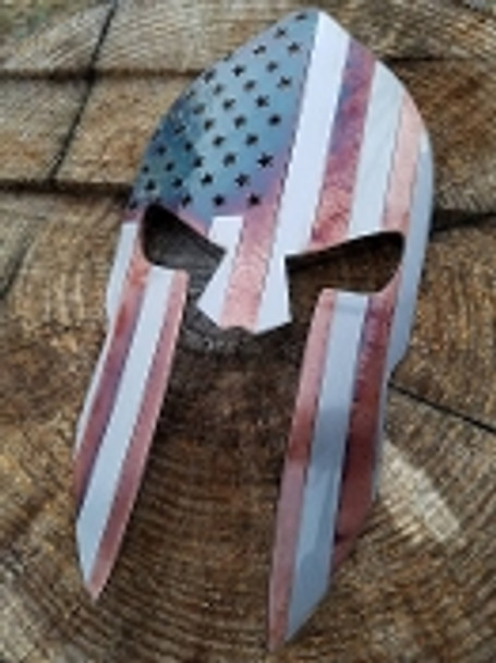American Spartan Helmet