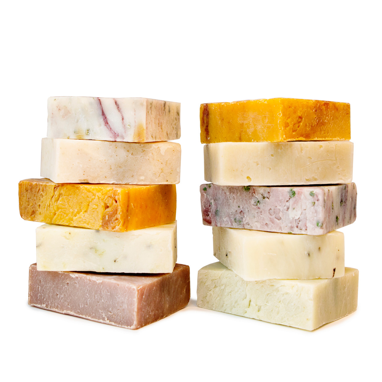 Love Our Soaps! Buy 9 and get the 10th FREE! (price reflects the purchase of 9 soaps)