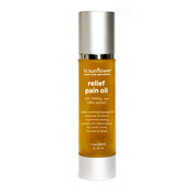 Relief Pain Oil With 1200mg. CBDA
