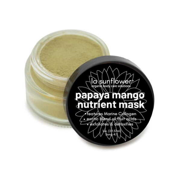 Papaya Mango Nutrient Mask: Perfect for All Complexions