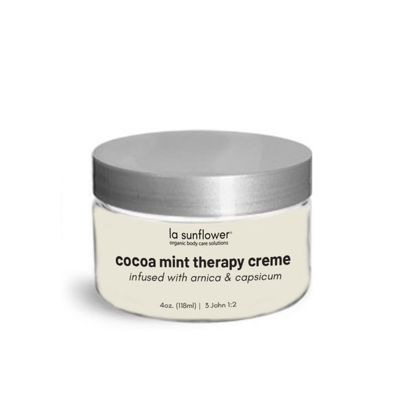 Cocoa Mint Therapy Creme