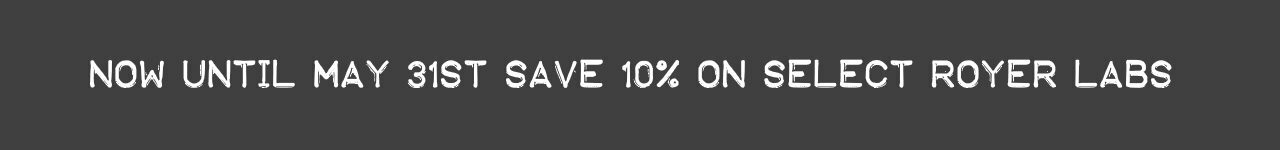 Royer 10% Off Sale
