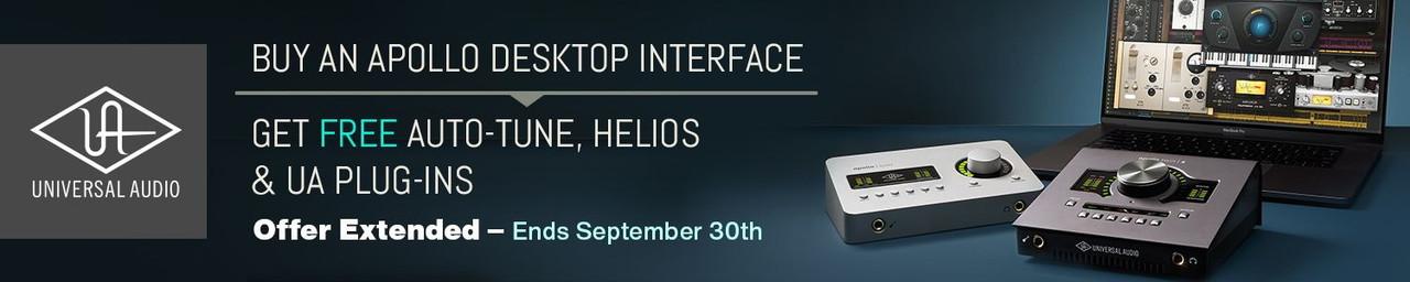 Apollo Desktop Promo