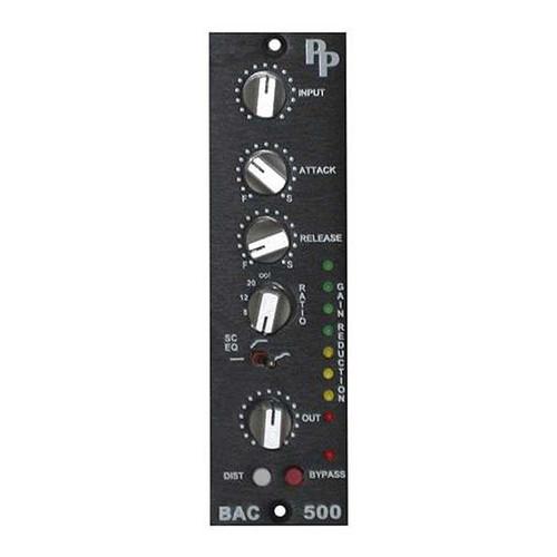 Pete's Place Audio BAC-500 Front at ZenProAudio.com