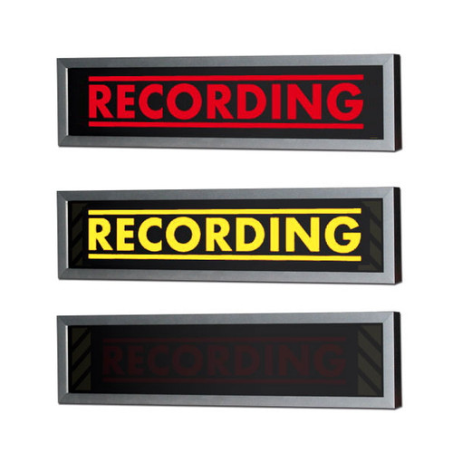 Recording Display