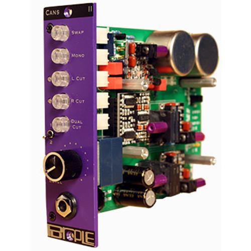Purple Audio Cans II Angle at ZenProAudio.com