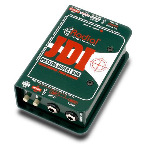 Radial JDI Angle at ZenProAudio.com