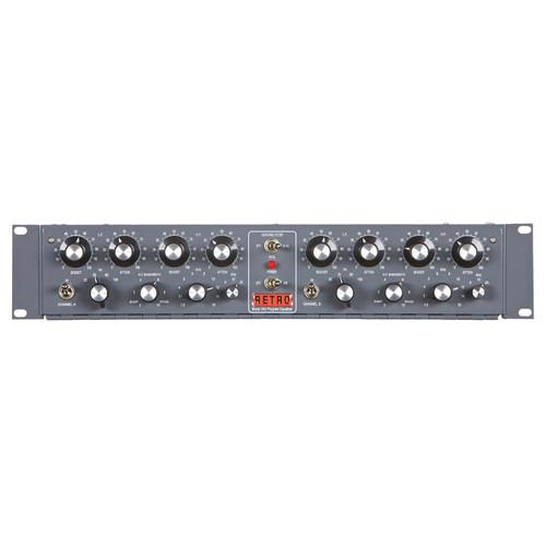 RETRO Instruments 2A3 Front at ZenProAudio.com
