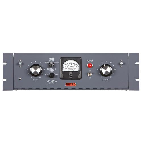 RETRO Instruments Sta-Level Front at ZenProAudio.com