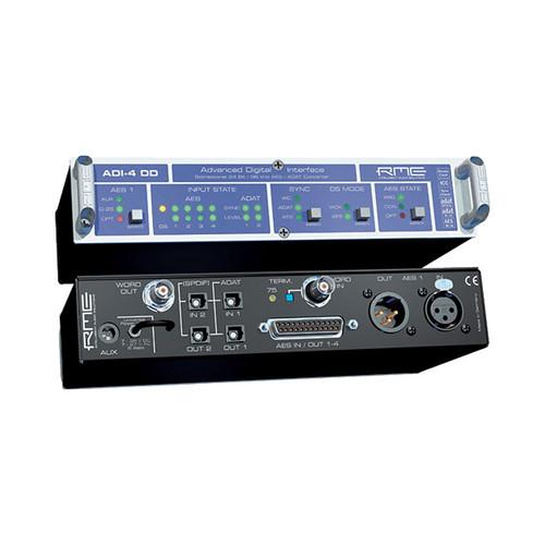 RME ADI-4 DD Details at ZenProAudio.com