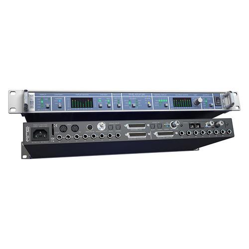 RME ADI-8 QS Angle at ZenProAudio.com